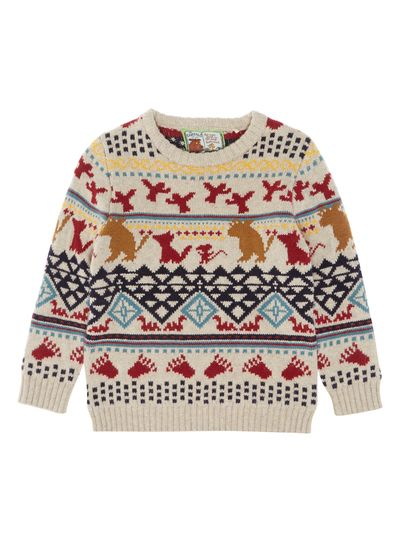 1eee3e16fad2 This lovely little Gruffalo jumper offers an amazing look from his ...