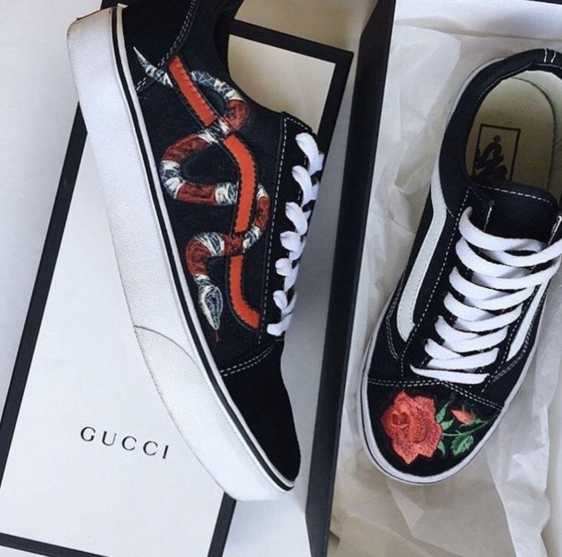 Sneakers fashion, Vans shoes