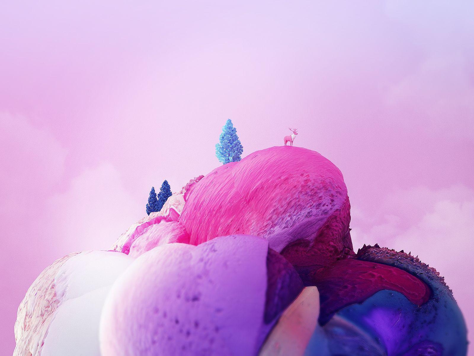 """Strawberry Fields""  @ello @ellodesign"