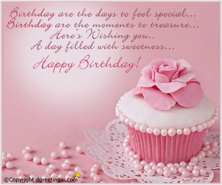 Happy Birthday to You \u2022 Single Card