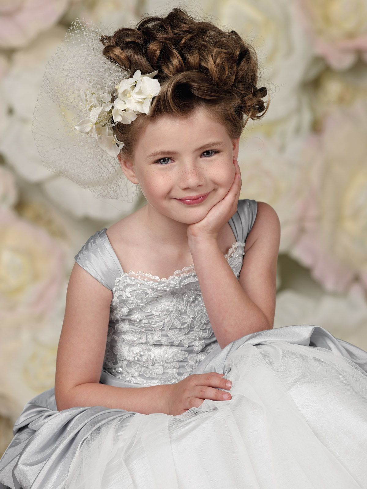 Style No. 113358 » Calabrese Girl Flower girl dresses