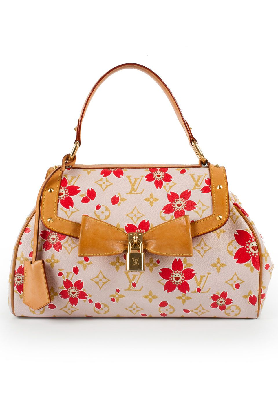 Omg The Flowers Are Smileys Limited Edition Sac Retro In