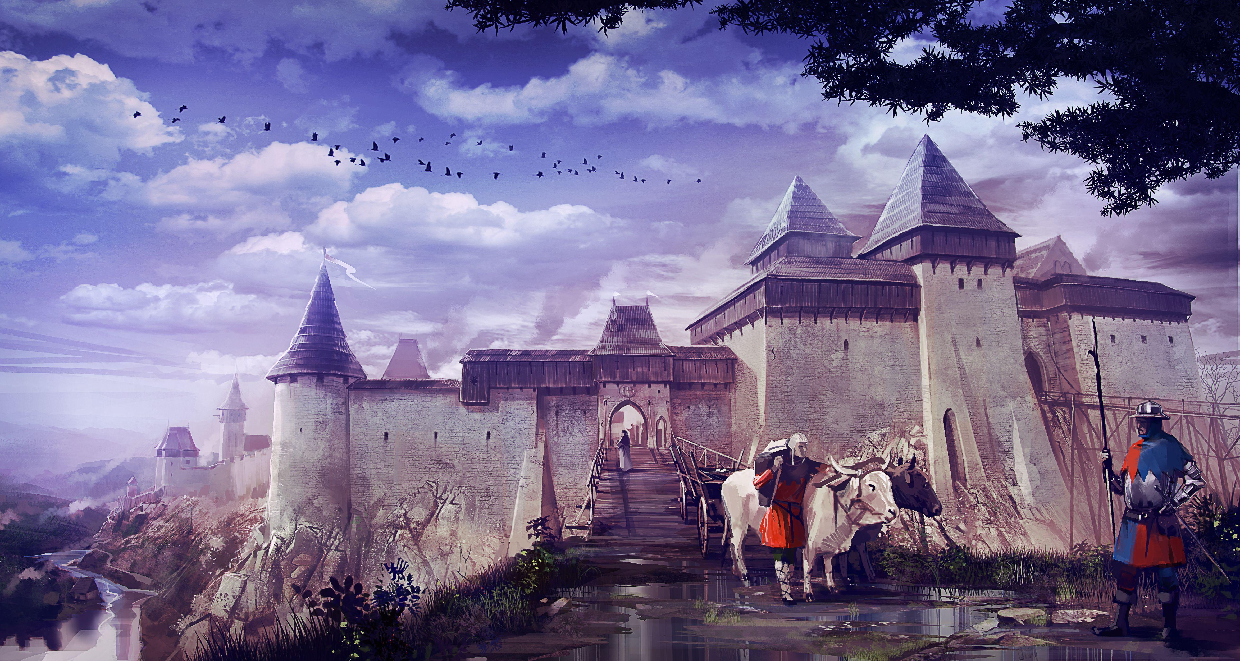 Video Game - Kingdom Come: Deliverance Wallpaper | Fantasy ...