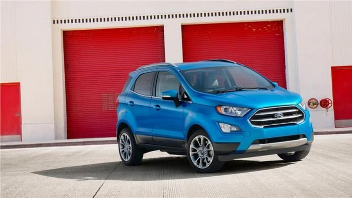 2017 Ford Ecosport India Images 3 Ford Ecosport Subcompact Suv Ford Suv