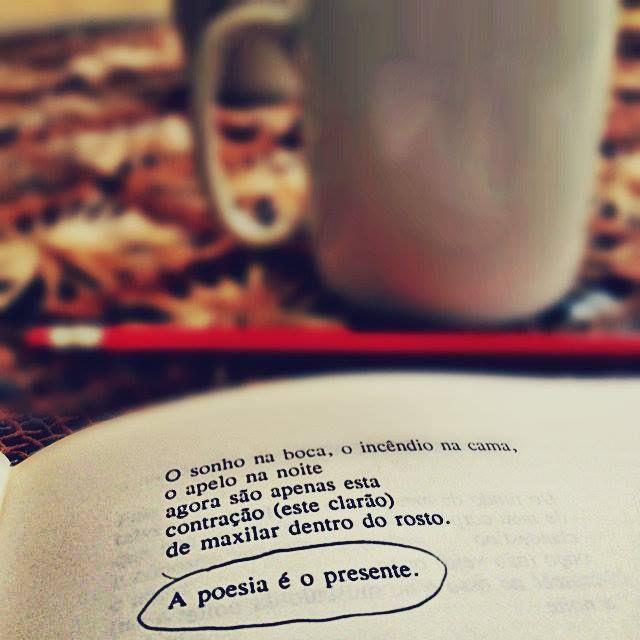 "Trecho final do poema ""No corpo"", de Ferreira Gullar."