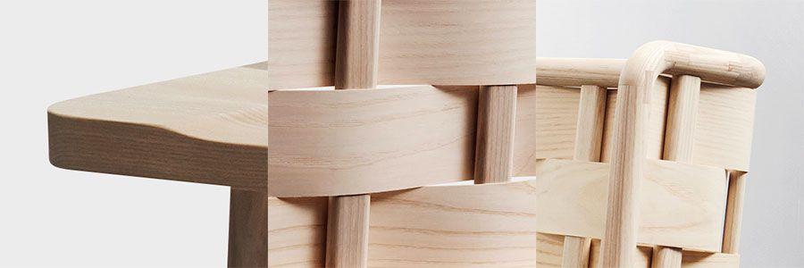 Bendy Bench details. Design by FEM #bendybench #studiofem
