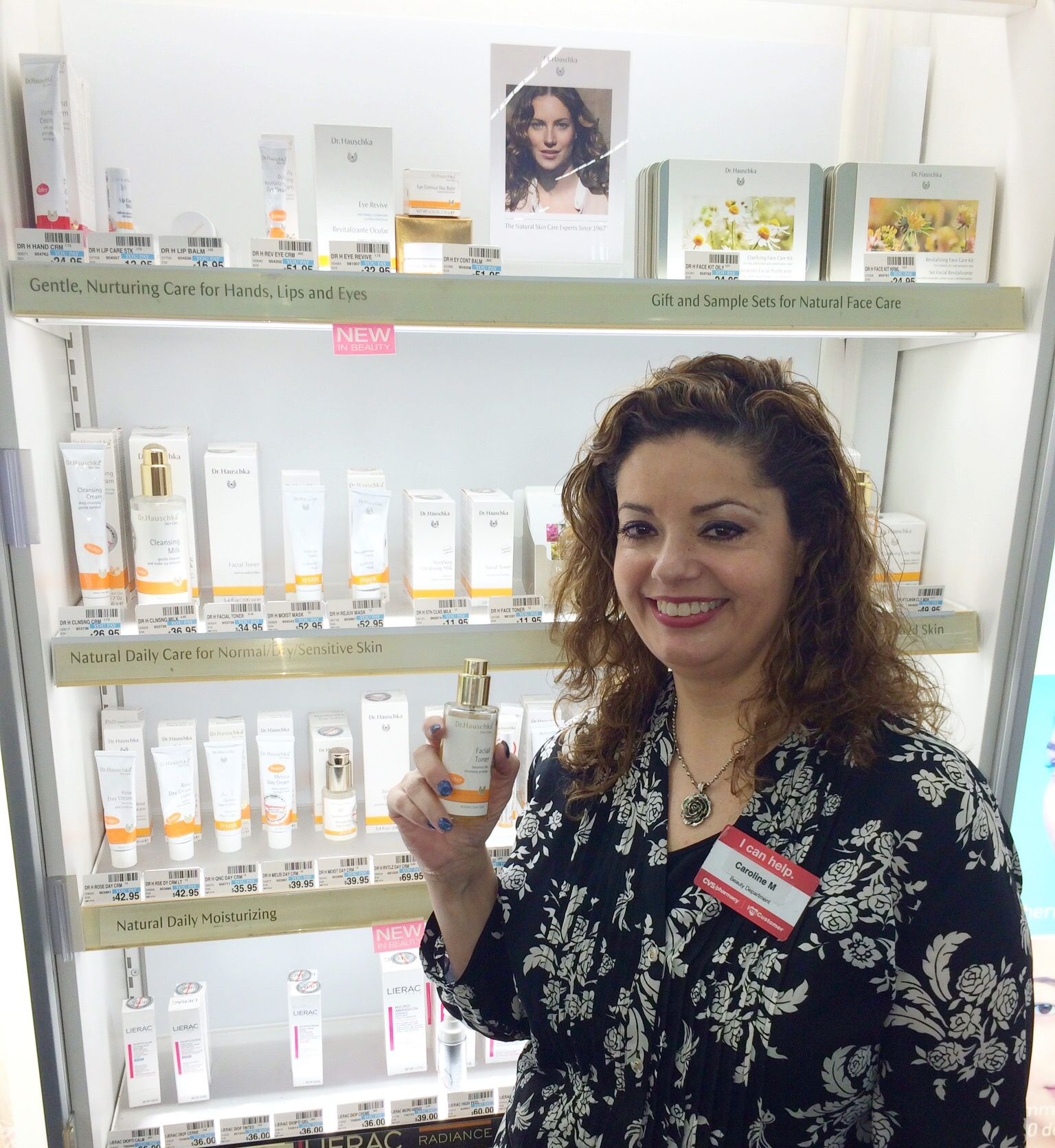 cvs beauty advisor chela s favorite product is soothing cleansing beauty advisor caroline from the cvs store at 511 hollywood way in burbank ca