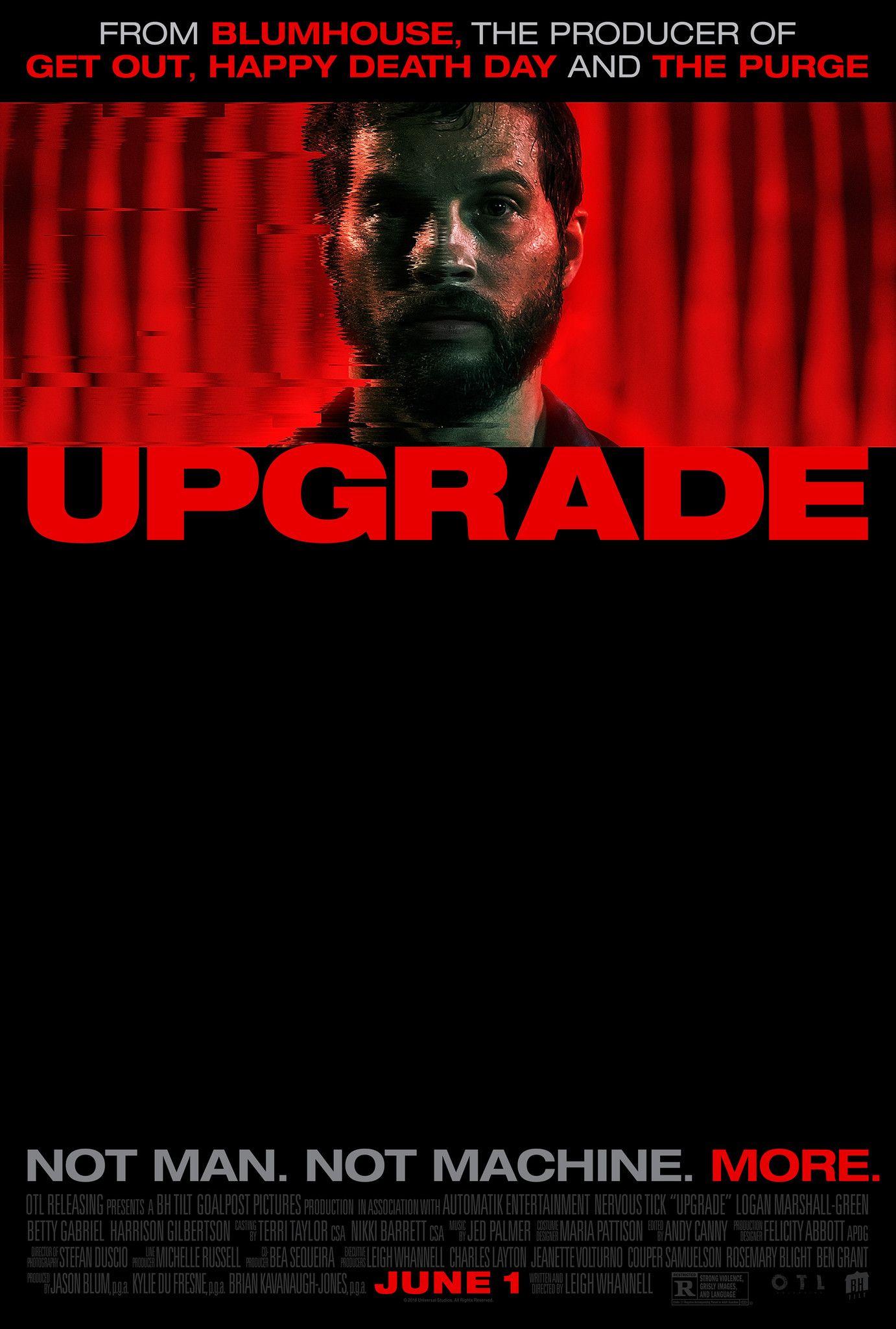 upgrade movie stream