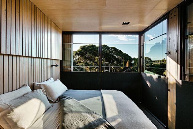 """Nowoczesny dom """"Cabin 2"""" autorstwa Maddison Architects"""