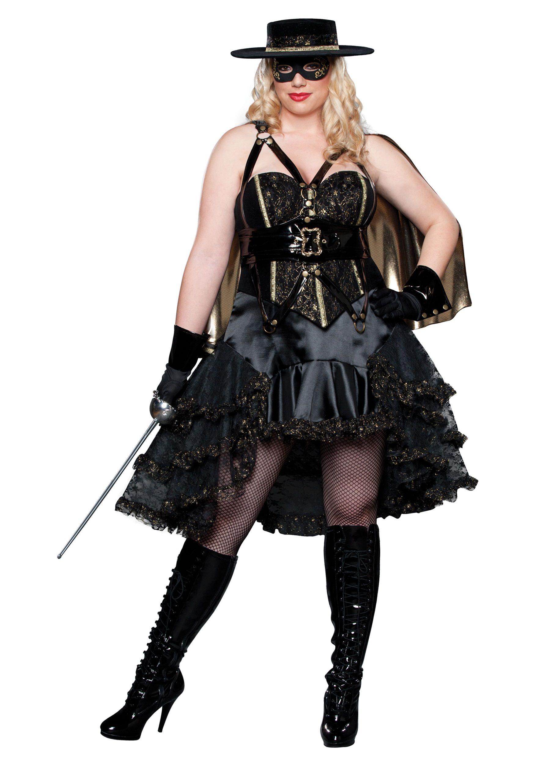 plus size beautiful bandida costume   plus size halloween costumes