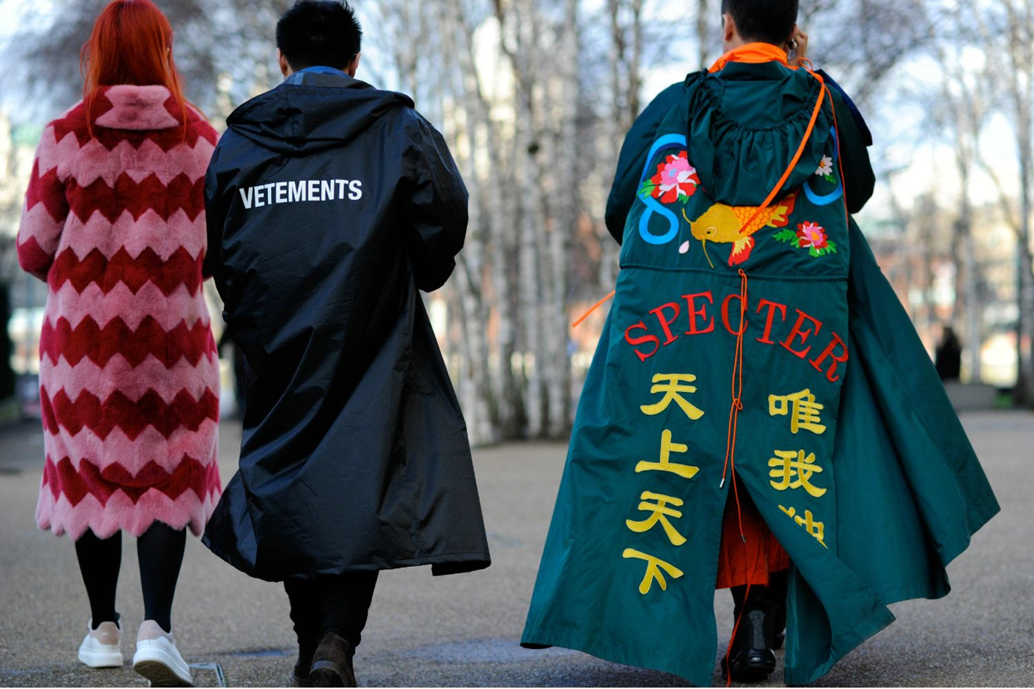 Vetements Does Couture: Can We Expect DHL T-shirts At The Most Glam Of Fashion Weeks? http://ift.tt/25Aqvhp #InStyleUK #Fashion