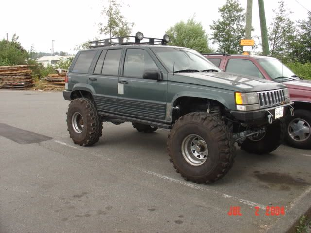 4 Lift 38 Tires Source Low Cog Xj Zj Pics Page 5