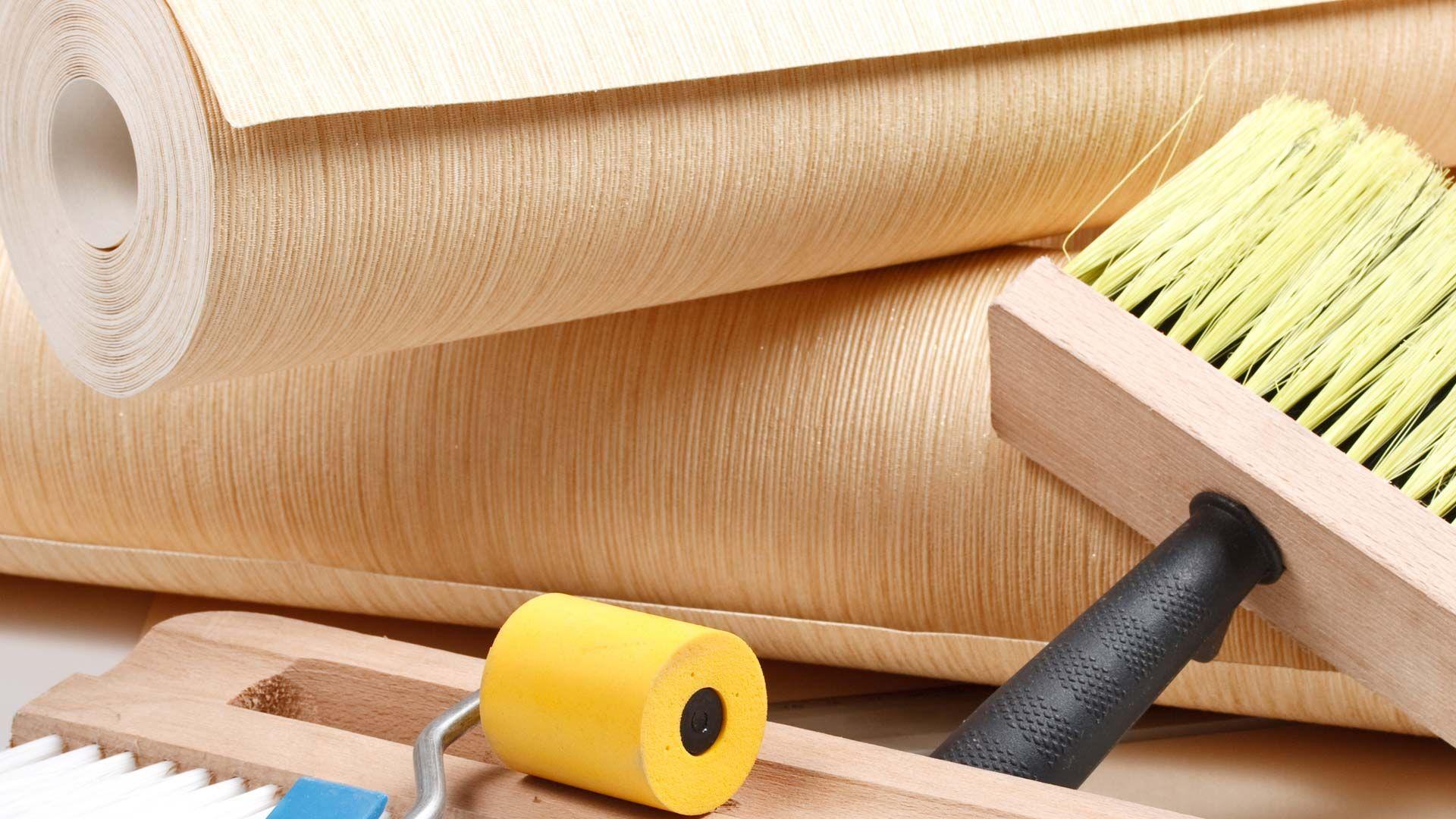 Wallpaper is Making a Comeback   Remove wallpaper glue ...