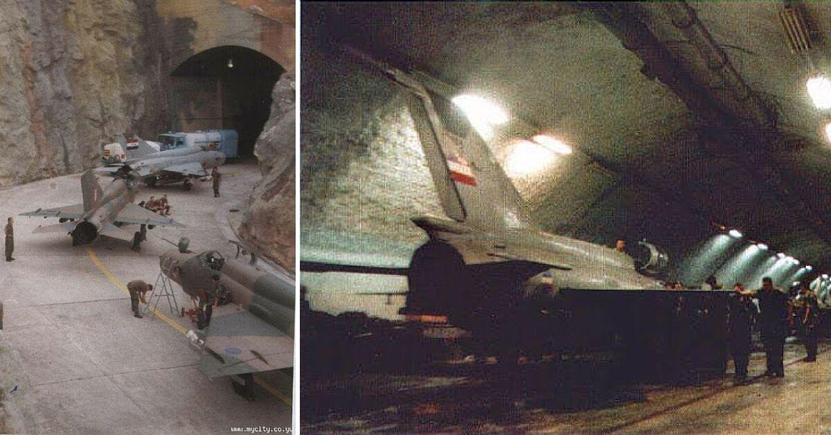 The Underground Airbase Slatina Youve Never Heard Off!