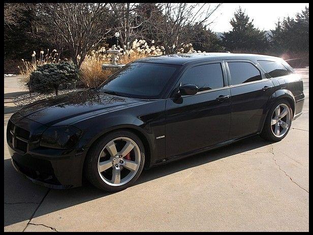 2006 Dodge Magnum Srt8 6 1l Automatic For Sale By Mecum Auction