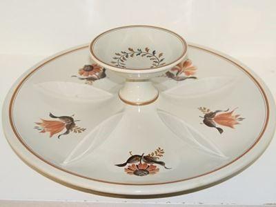 Porcelæn, Kirsten Stort  Aluminia   1. sortering.  Perfekt stand.