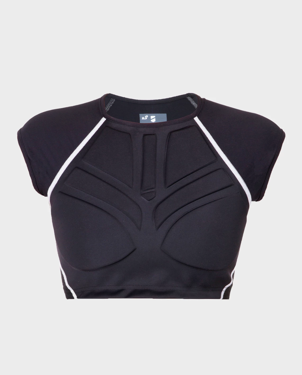 Révèle© soft chest and shoulders protection the Revelia