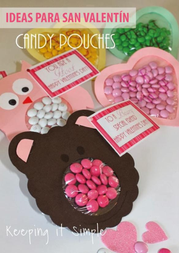 ideas-para-san-valentin | Crafts/Kids | Pinterest | Ideas para ...