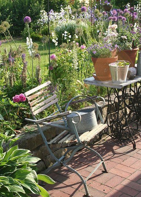 Vintage Country Garden Small Country Garden Ideas Country Cottage Garden Cottage Garden