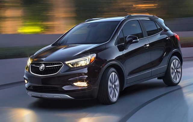 2019 Buick Encore Specs Price Interior And Design Buick