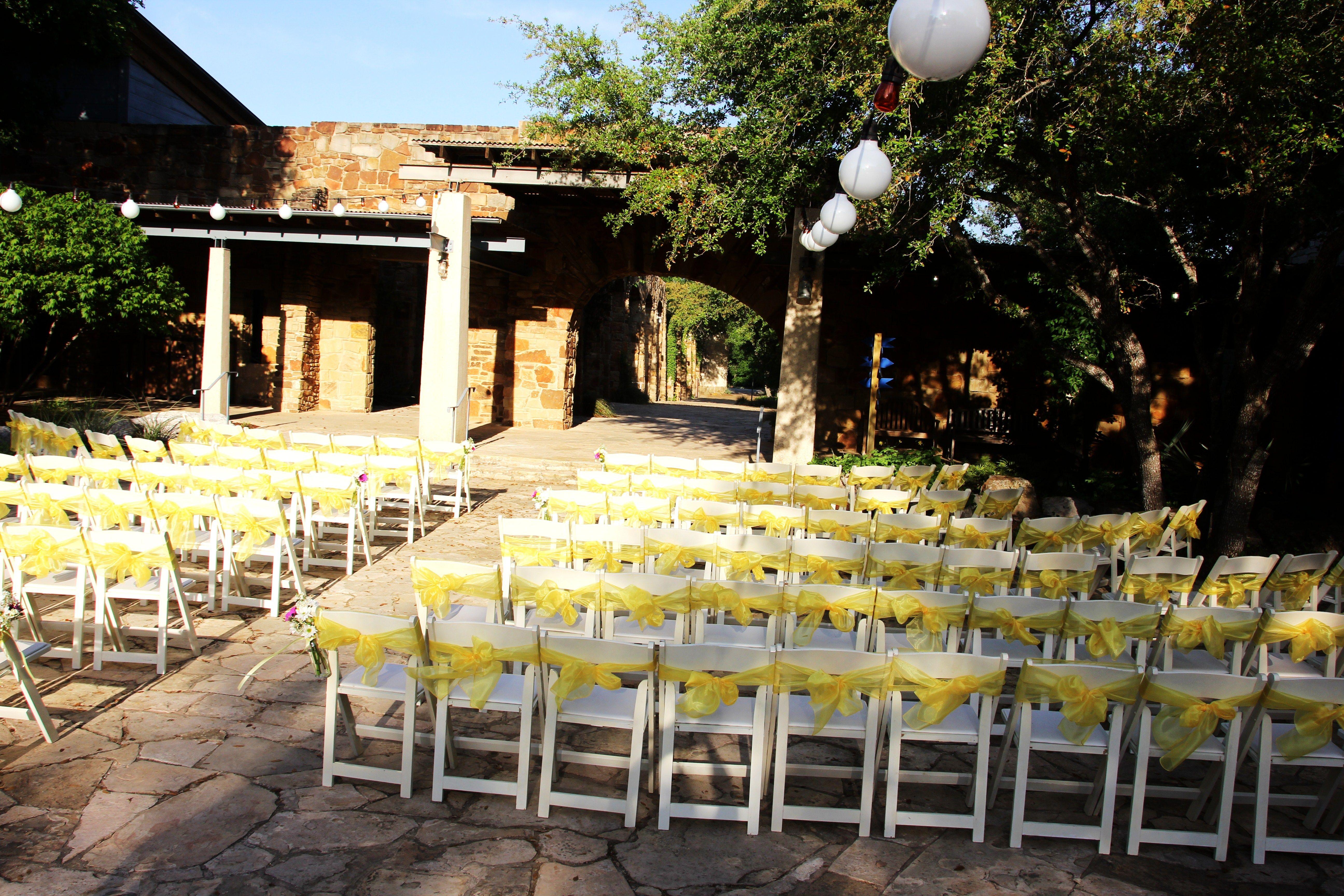 Lady Bird Johnson Wild Flower Center.... GORGEOUS Wedding Venue!