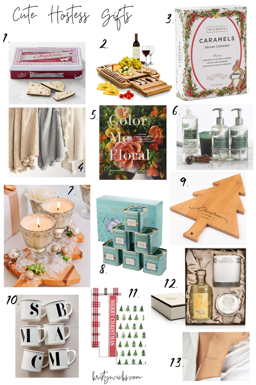 Best Hostess Gift Guide Hostess gifts, Gift guide, Tea
