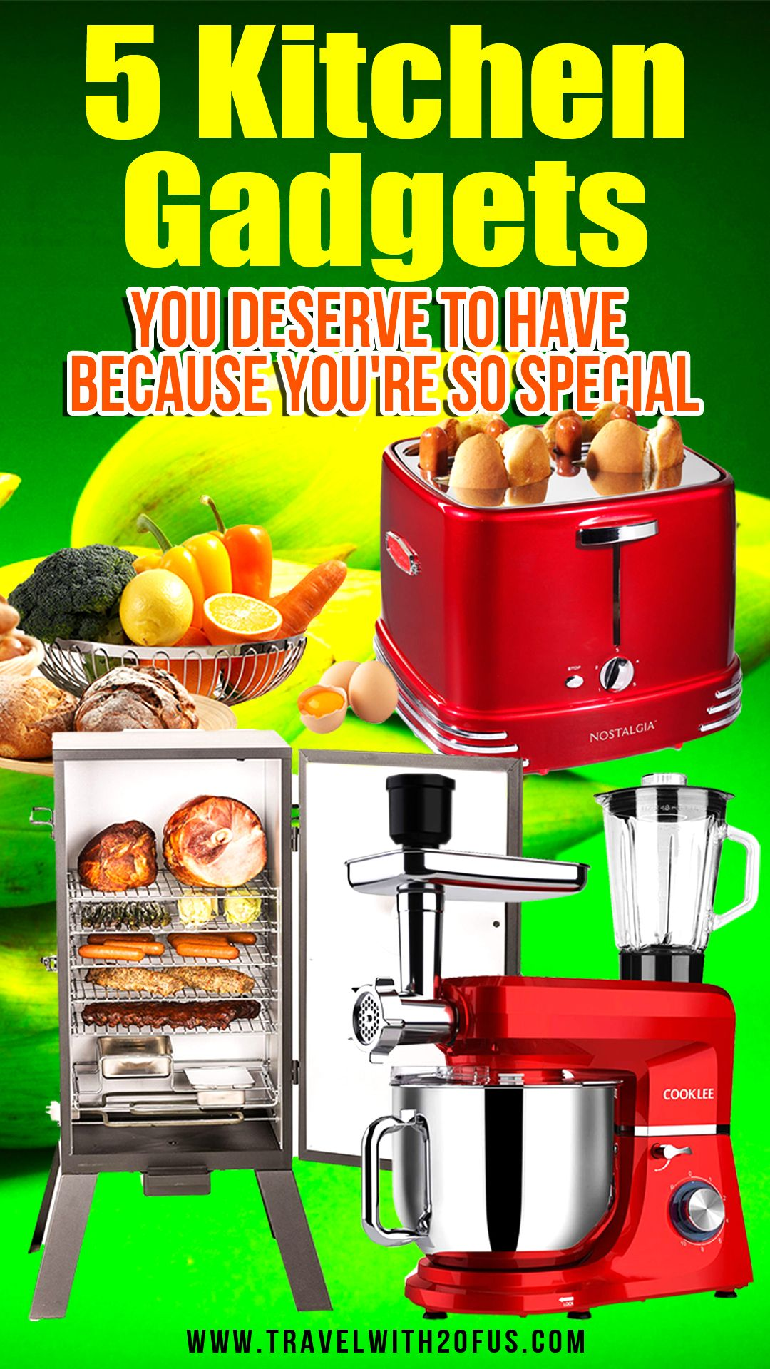 Are you always looking for kitchen gadgets that will help you get your meals…