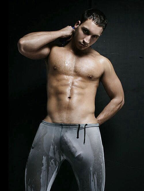Gay men bulge