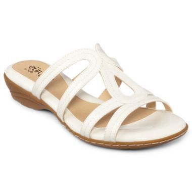 265dfb16f241f Eurosoft Colletta Sandal available at JCPenney!  Slipon  summer  sandals   eurosoftfootwear  Eurosoft