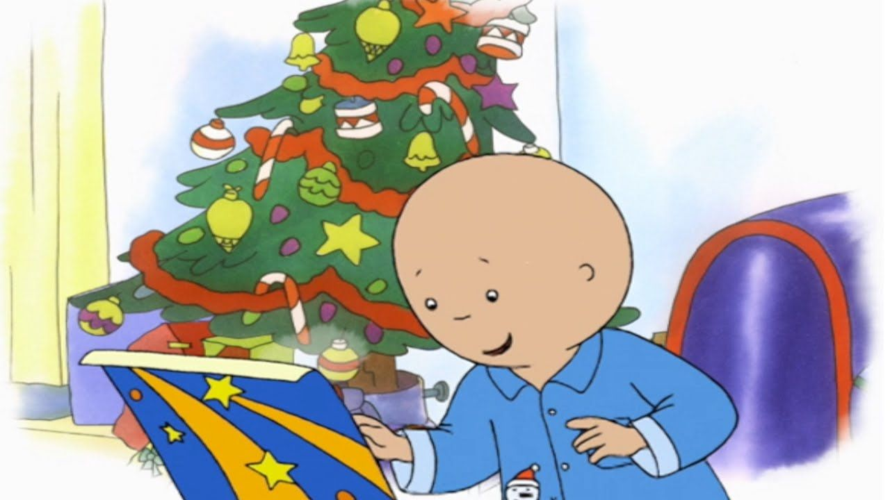 Caillou Weihnachten.Caillou Full Episodes Hd Caillou Christmas Full Dvd Official