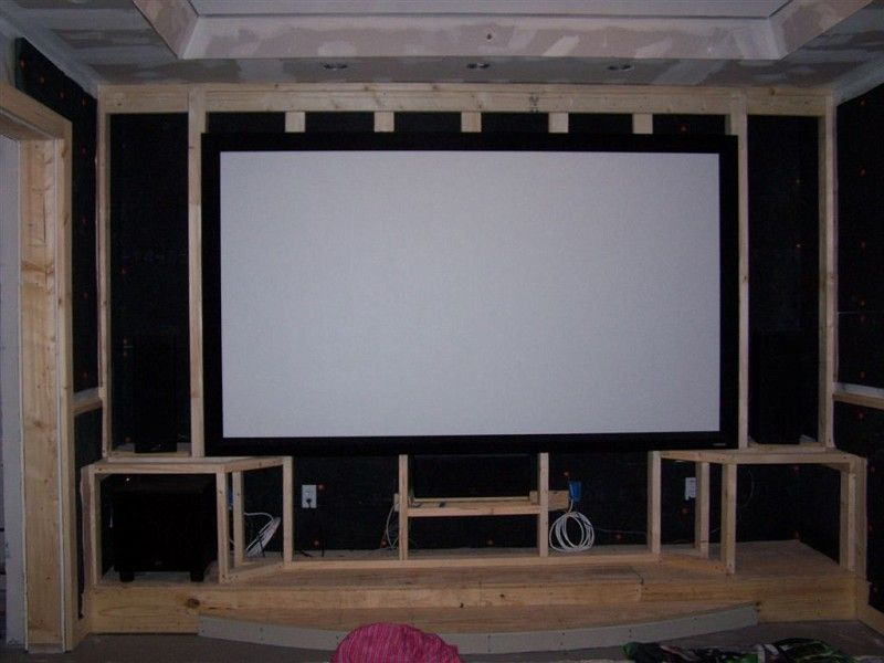 Show Us Your Screen Walls Avs Forum Home Theater Discussions And