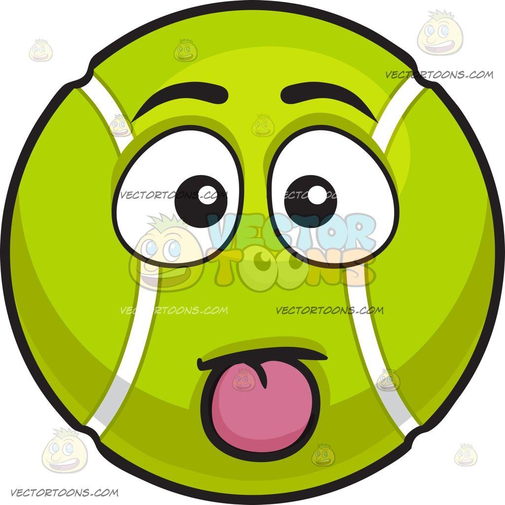 Tennis Ball Clip Art Png
