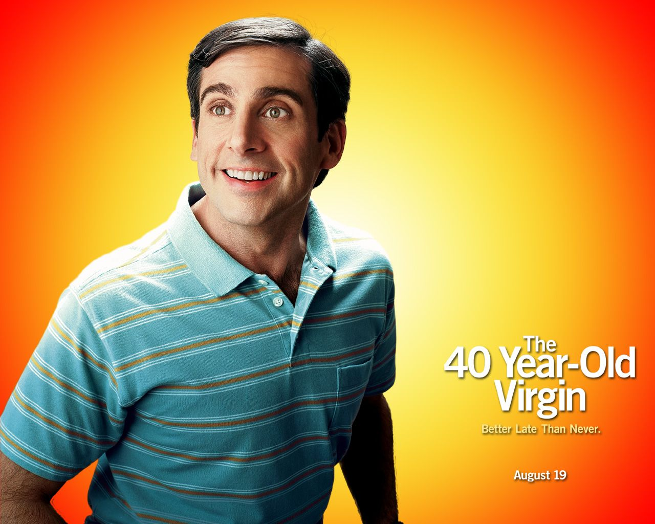 Pin By Jacquelyn Koenig On Have A Laugh 40 Year Old Virgin Steve Carell 40 Years Old