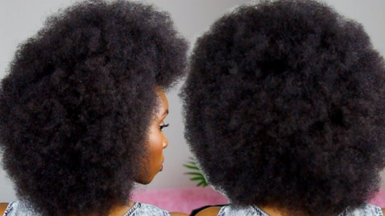 The Perfect Afro Tutorial 4c Natural Hair Youtube Natural Hair Styles 4c Natural Hair 4c Natural