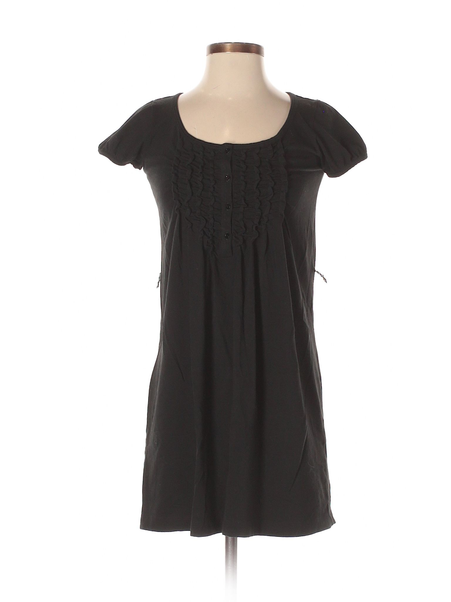 Theory Casual Dress Size 000 Black Womens Dresses  $2299