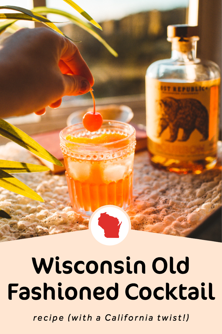 The One Drink Every Man Should Know How To Make Old Fashion