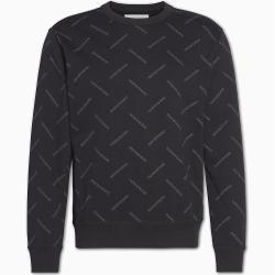 Calvin Klein Sweatshirt mit durchgehendem Logo M Calvin KleinCalvin Klein 1