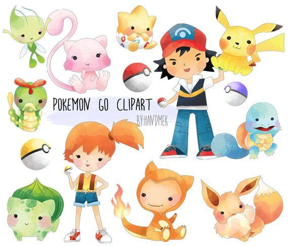 Pokemon Go Characters Transparent Png Clipart Free - Pokemon Character  Emoji - free transparent emoji - emojipng.com