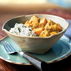 Tempeh Recipes | Tempeh Coconut Curry | CookingLight.com