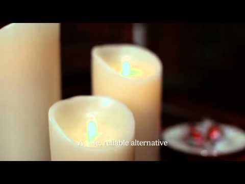 Luminara Dream Candle If You Have Children Pets Or Just Don T