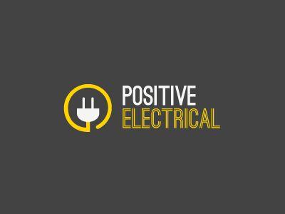 Positive Electrical | Energy - Design | Education logo ...