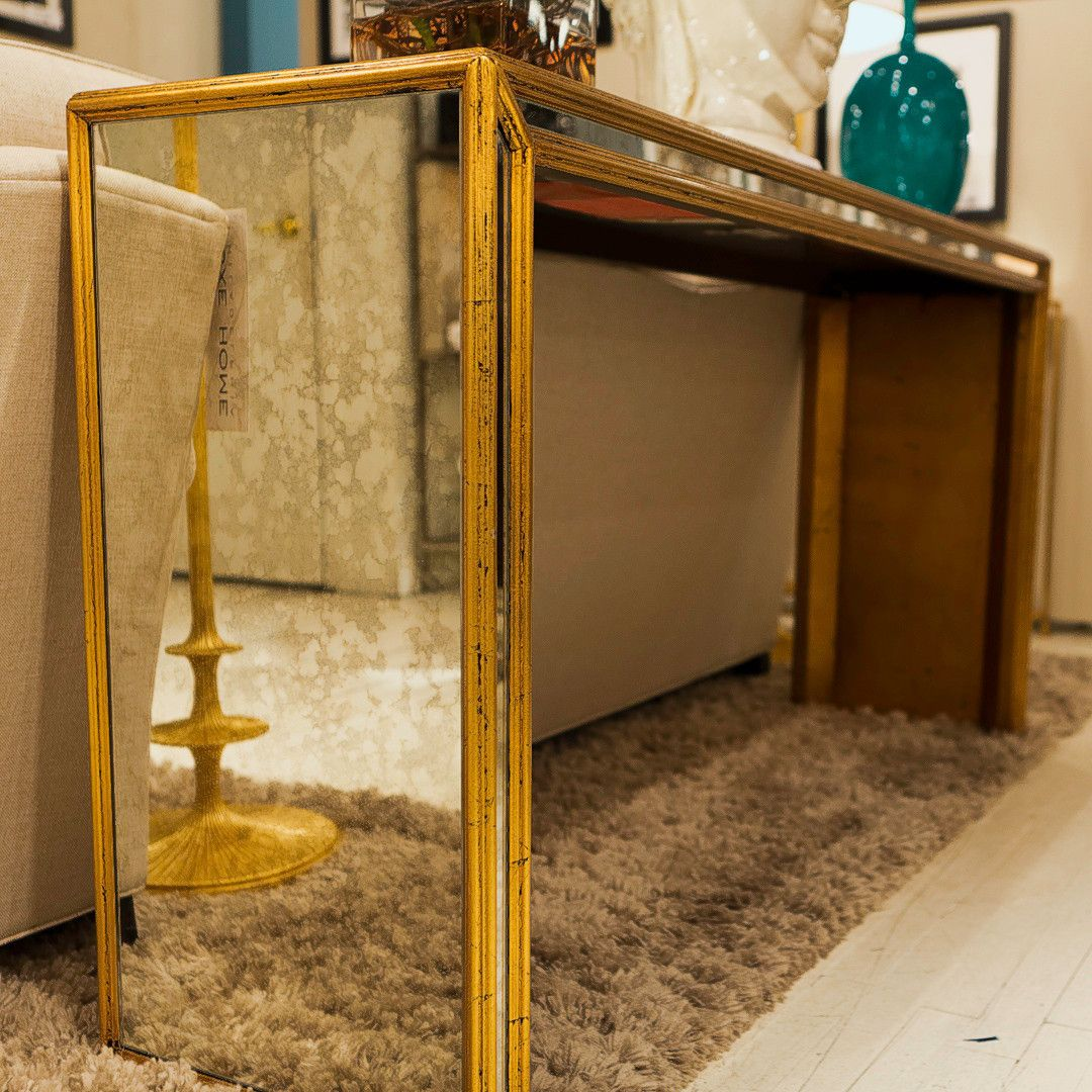 Salon Console Table Bernhardt Furniture Luxe Home Philadelphia