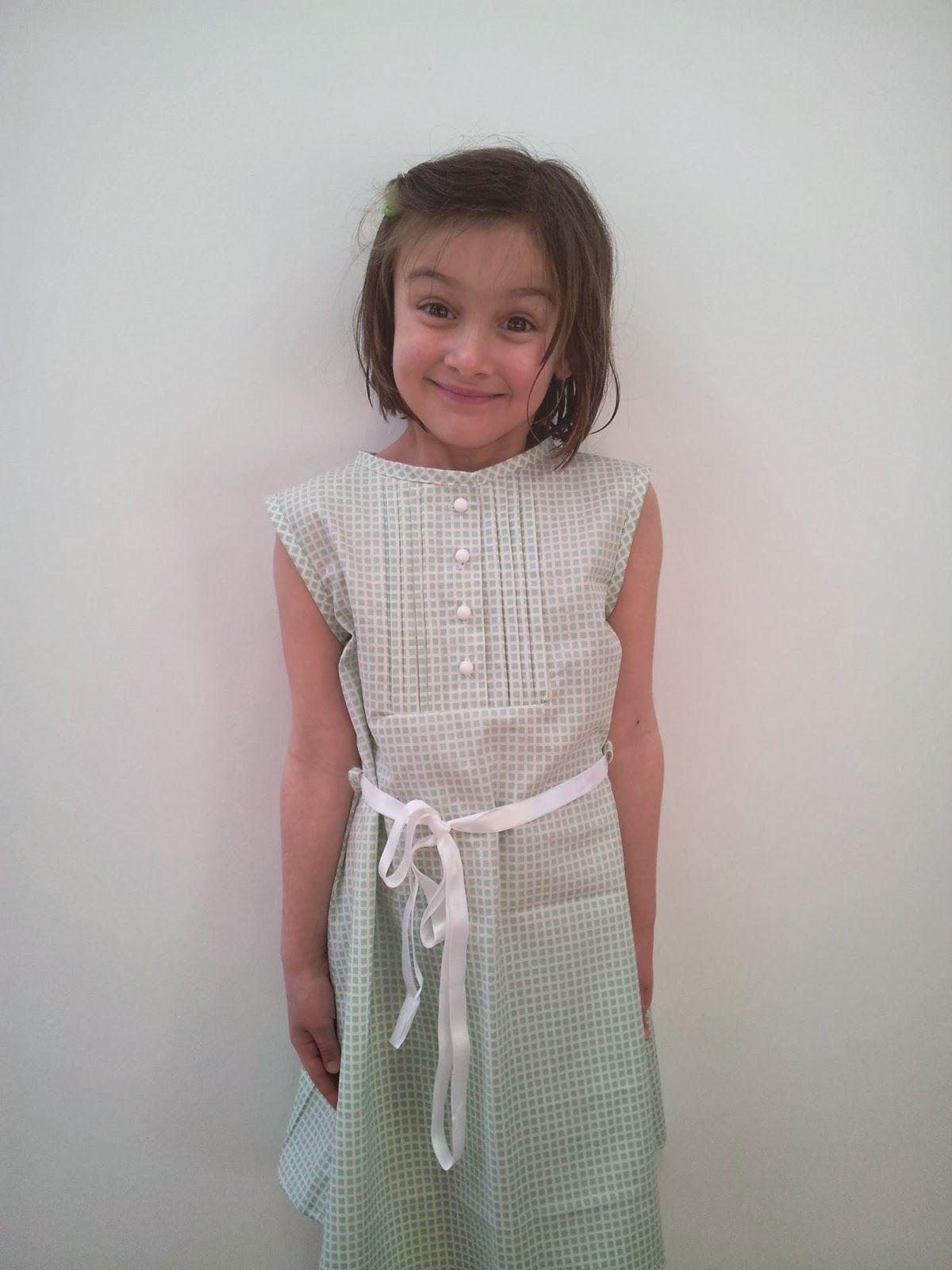 mijn eerste Guirlande kleedje-LMV