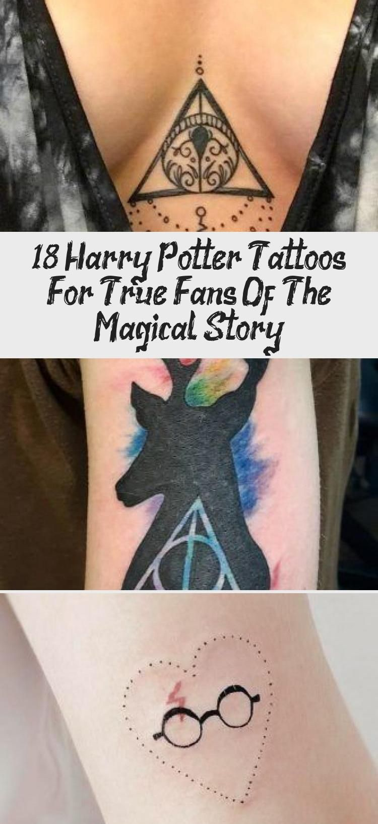 Photo of Harry Potter Couple Tattoos #coupletattoo #tattooforcouple ★ Unique, petit ou …
