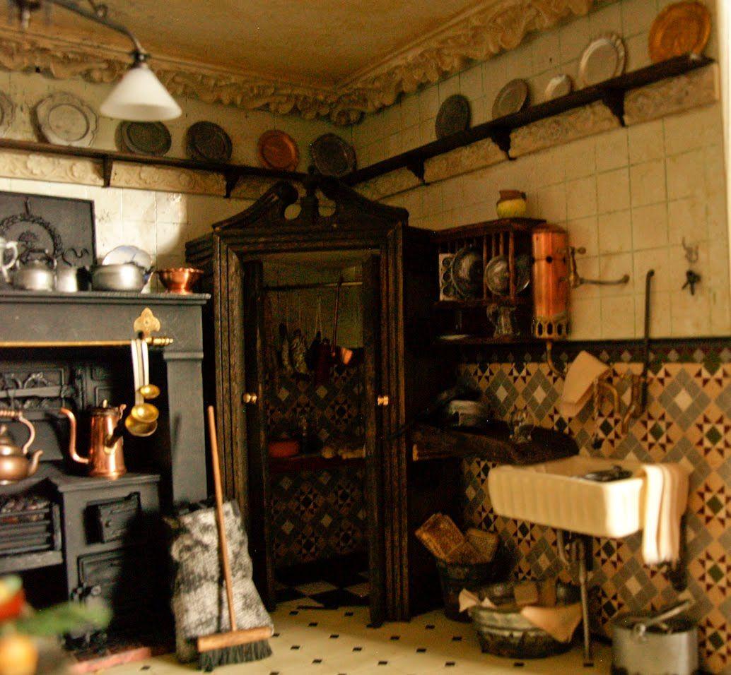 victorian kitchen design in the victorian era: victorian