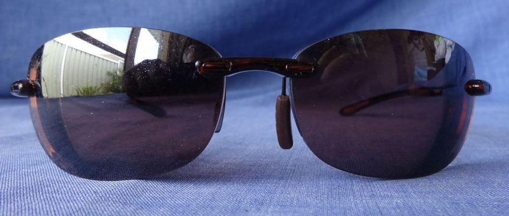 Maui Jim Sport MJ 91310 RX Sunglasses, Frameless for