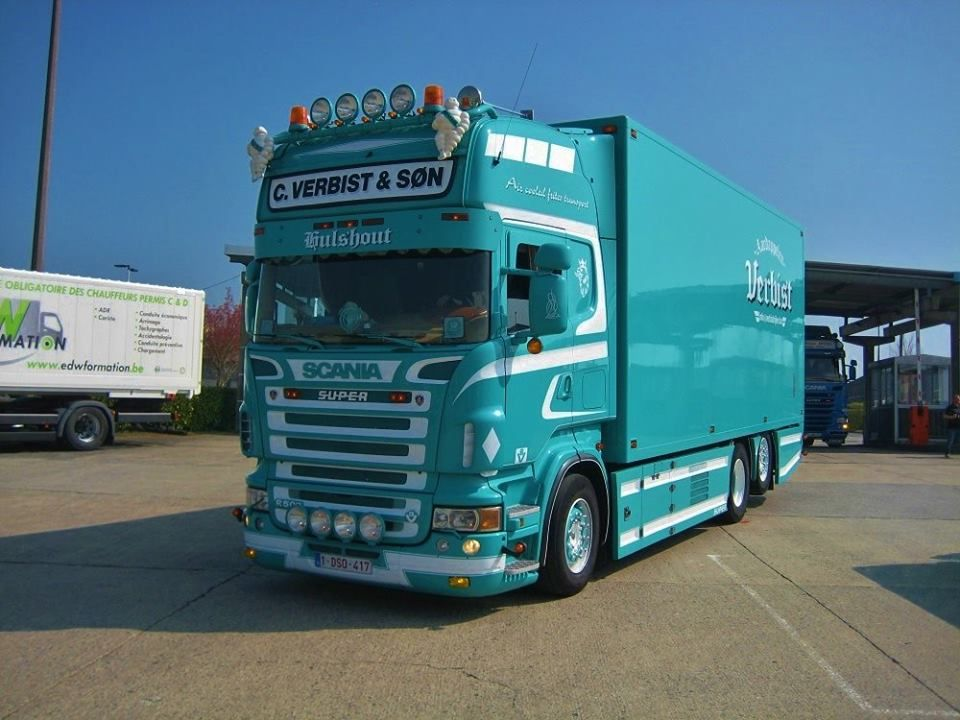 Scania Camion