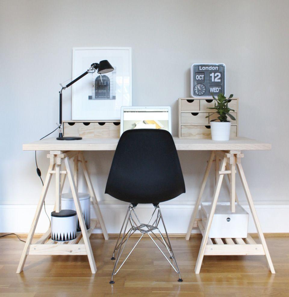 Votre bureau darchitecte avec Astigarraga Workspaces Bureaus