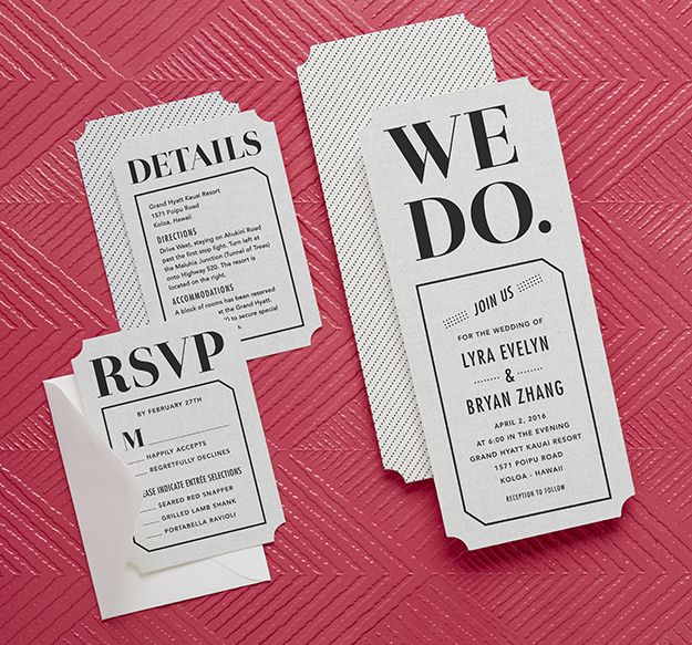 Ask Etta Wedding Day Details to Include for Guests Wedding