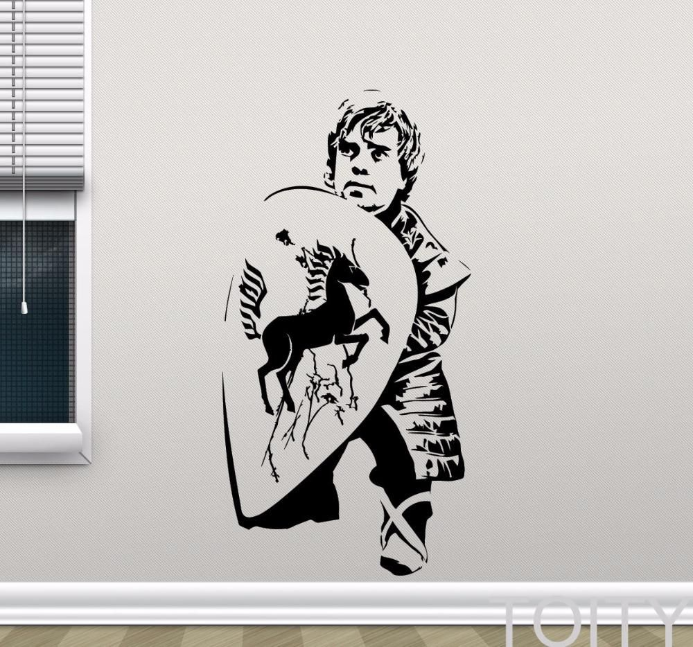 Tyrion Lannister Wall Sticker Game Of Thrones Wall